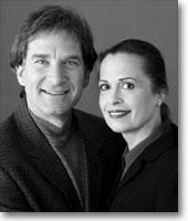 Geoffrey e Linda Hoppe